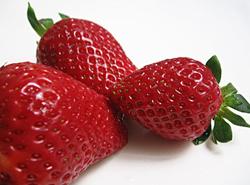 fresas antioxidantes