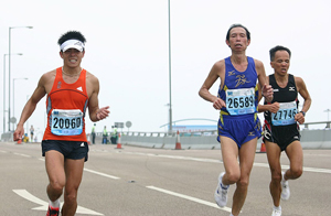 maratones por la mañana