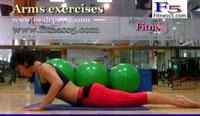 ejercicio estiramiento abdominal